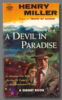 image of A DEVIL IN PARADISE ...