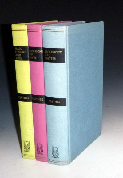 Chicago; (1968): Aldine Publishing. Octavo. In three volumes. 358, 3333 and 532pp., Each with an ind...