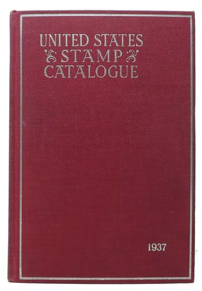 New York: The Scott Stamp & Coin Co, 1937. Maroon cloth. Nr Fine (owner name on ffep).. 314 pp + adv...