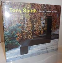 Tony Smith Architect Painter Sculptor