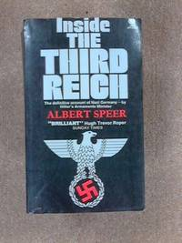 image of INSIDE THE THIRD REICH.