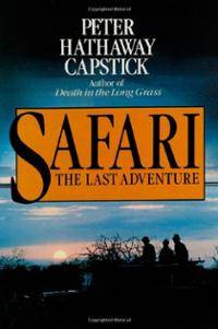 Safari the last adventure by peter hathaway capstick for How much does a pa fishing license cost
