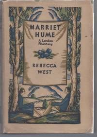 image of Harriet Hume: A London Phantasy
