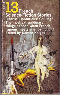 image of 13 French Science Fiction Stories