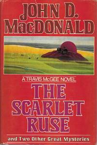 image of The Scarlet Ruse and Two Other Great Mysteries