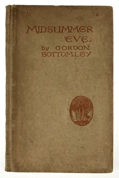 Petersfield: The Pear Tree Press, 1905. First edition. First edition. Original holland backed beige ...