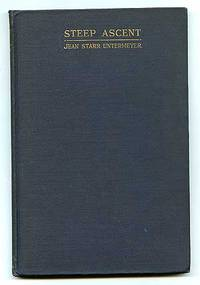 New York: Macmillan, 1927. Hardcover. Very Good. First edition. Ex-library copy. Embossed number on ...