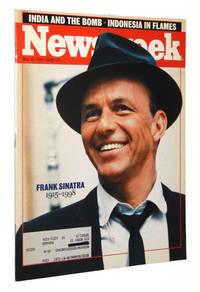 Newsweek Magazine May 25, 1998: Frank Sinatra 1915-1998