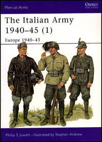 Men-at-Arms Italian Army, 1940-1945 (vol. 1)