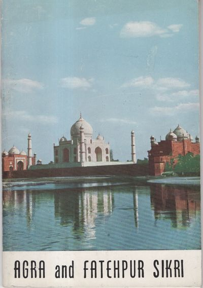 New Delhi: Department of Tourism, 1958. Paperback. Very Good+. Paperback. Very good+ in illustrated ...