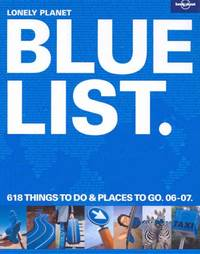 Lonely Planet Bluelist 2006 (Lonely Planet Pictorial)