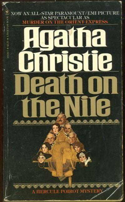 DEATH ON THE NILE, Christie, Agatha