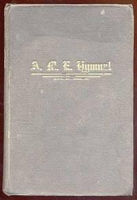 Philadelphia: African Methodist Episcopal Book Concern, 1946. Hardcover. Good. Later printing. Rear ...