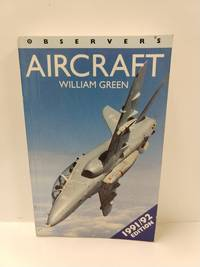New Observers Book of Aircraft 1991-1992 (Observer's Pocket)