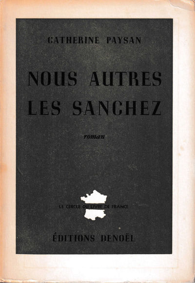 Ottawa: Editions Denoël, 1961. Paperback. Very good. 159 pp. Light creases and tanning to the spine...