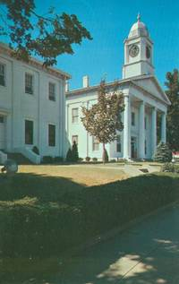 The Lafayette County Courthouse, Lexington Missouri 1960s unused Postcard