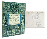 WHY THERE IS NO ARGUING IN HEAVEN by Deborah Nourse Lattimore - Signed First Edition - 1989 - from Astro Trader Books (SKU: 1000-420)