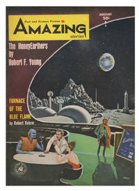 image of The HoneyEarthers in Amazing Stories August 1964