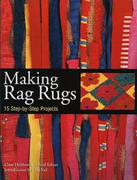 image of Making Rag Rugs 15 Step-by-Step Projects