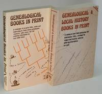 image of Genealogical Books in Print -and- Genealogical and Local History Books in  Print (2 volume set)