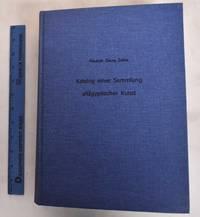image of Katalog Einer Sammlung Altagyptischer Kunst