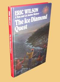 The Ice Diamond Quest (Signed)