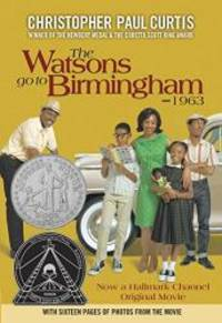 The Watsons Go to Birmingham--1963 by Christopher Paul Curtis - Paperback - 2013-09-03 - from Books Express (SKU: 0385382944q)