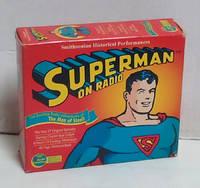 Superman on Radio (Smithsonian Historical Performances)