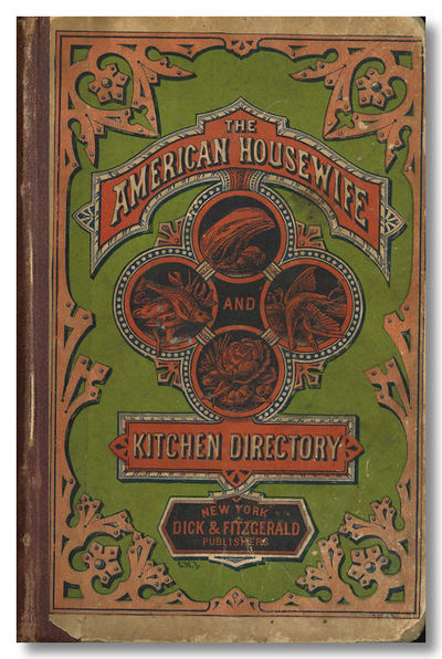 New York: Dick and Fitzgerald, 1869. ,144,pp. Octavo. Cloth backed pictorial boards. Illustrations i...