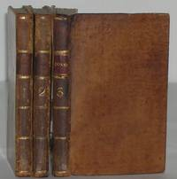 THE POETICAL WORKS OF DR. JOHN DONNE, Dean of St. Paul's, London. In Three Volumes. With the Life of the Author