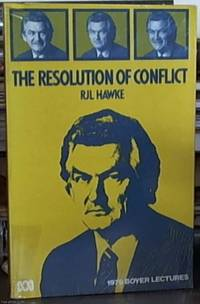 image of The Resolution of Conflict; the 1979 Boyer Lecture