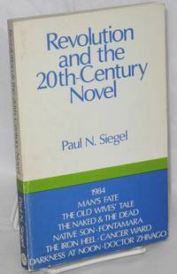 Revolution and the 20th-Century novel