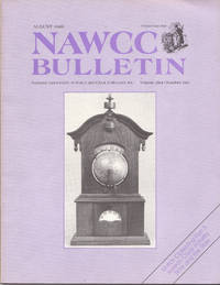image of August 1986 Issue National Association of Watch and Clock Collectors  Magazine