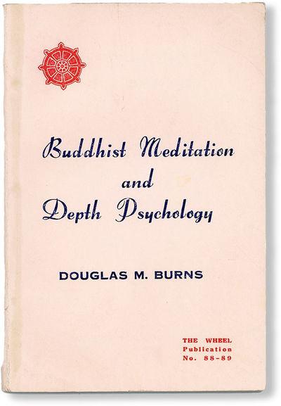 Kandy: Buddhist Publication Society, 1966. First Edition. Slim 12mo (ca. 18cm.); publisher's pink pi...