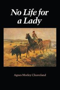 image of No Life for a Lady (Women of the West)