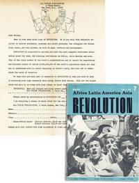 Revolution [Africa Latin America Asia Monthly], Vol. 1, no. 7