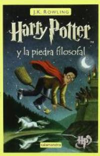 Harry Potter y la piedra filosofal by J. K. Rowling - Paperback - 1999-05-09 - from Books Express (SKU: 8478886540n)