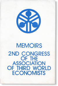 image of Memoirs, 2nd Congress of the Association of Third World Economists