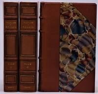(Binding, Fine - Saulnier)  Oeuvres de Voltaire, Romans in Three Volumes