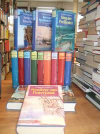 Konvolut 15 Romane aus der Abenteuerreihe um Kapitän Jack Aubrey, by O'Brian, Patrick - 2000