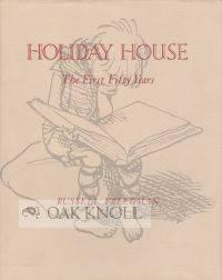 New York: Holiday House, 1985. cloth, dust jacket. Holiday House. small 4to. cloth, dust jacket. vii...