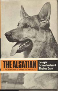 The Alsatian.  The German Shepherd Dog