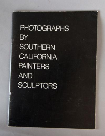 College of Creative Studies Gallery/University of California, Santa Barbara, Santa Barbara, 1977. 12...