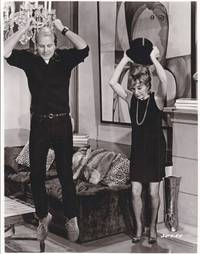 image of Sweet Charity (Original photograph of Bob Fosse and Shirley MacLaine on the set of the 1969 film)
