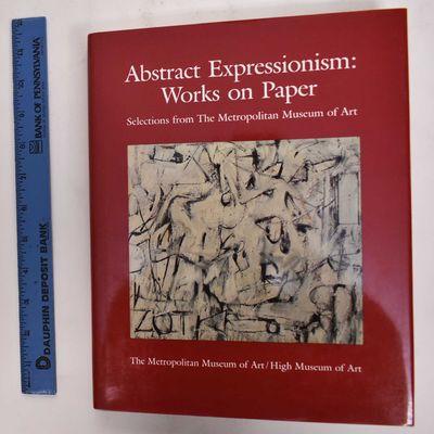 New York: The Metropolitan Museum of Art / Harry N. Abrams, 1993. Hardcover. VG/VG (light foxing to ...
