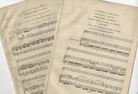 Cavatine nell' Inganno Felice Chanté par il Signor Lazzarino ... Arrangée pour le Forté-Piano par Tholet.