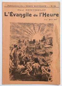 image of L'Evangile de l'heure