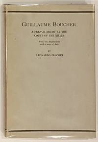 image of Guillaume Boucher: a French artist at the court of the Khans