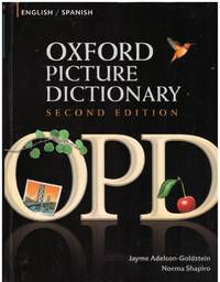 image of OXFORD PICTURE DICTIONARY