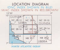 Sefadu, Sierra Leone; Liberia; Guinea Joint Operations Graphic (Air) map 1:250, 000
